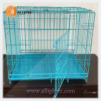 Alliph Brand stainless steel dog cage