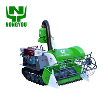 Agricultural harvester machine rice combine wheat for sale