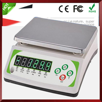 Stainless Steel Counting Balance Digital Desktop Scale