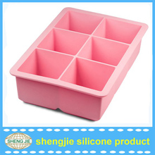 Promotion Ice Cube tray,silicone ice cube tray with lid,silicone ice cube tray for different shapes