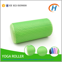 2016 Round Edge 12*6Inches Exercise Foam Roller For Sale
