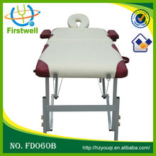 factory portable massage tables/stationary massage table india