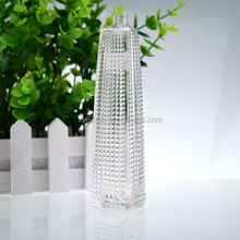 100ml High transparent glass perfume bottle of different capacity perfume bottles