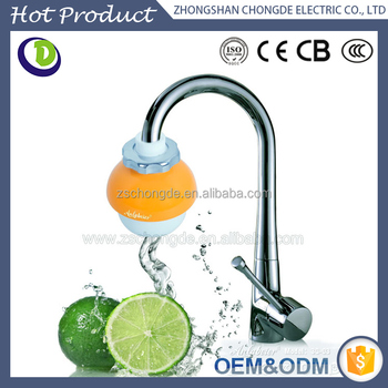 Kitchen Faucet Mounted Carbon household water purifier housing portable Water Filter For Kitchen/Basin
