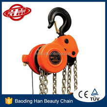 DHP type low speed small electric chain hoist