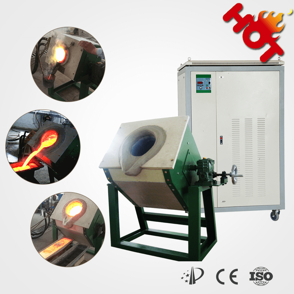 China top metal induction melting furnace in promotion