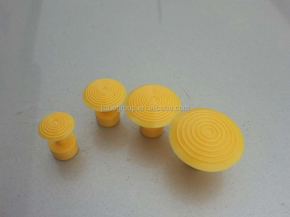 PDR Paintless Dent Repair Tools Glue Pads Removal Glue Tabs Set