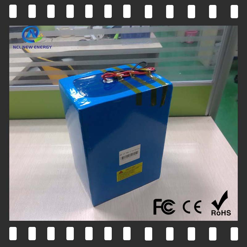 Light weight e-bike lifepo4 battery 36v 16ah and Long cycle life