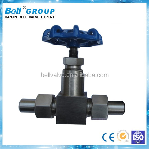 Dn25 Pn40 Stainless Steel Needle Valve View Pn40 Needle