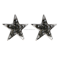 2016 Hot Sale Hiphop Earrings Star