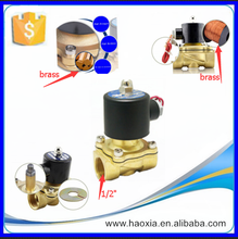 2W160-15 Water Solenoid Valve AC110V Normally Closed