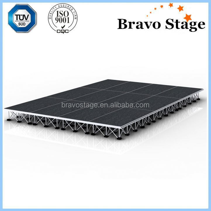 Stage Truss Canopy Design Of Long Span Steel Structure Truss