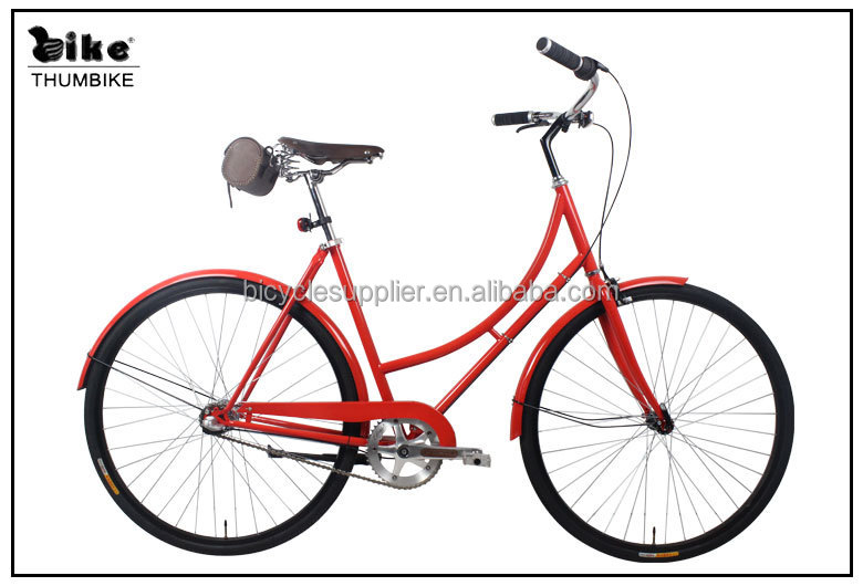 700C city bicycle
