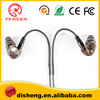 X3 2016 High Quality Whole Price In-ear Stereo plastic earphone