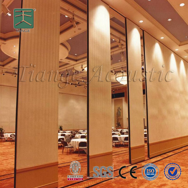 Soundproof hanging design decorative living room partition wall