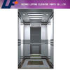Automatic VVVF elevator hairline stainless steel cabin