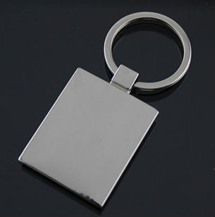 company promotional giveaway custom wholesale blank metal keychain with enamel logo