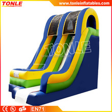 most popular Swimming Pool inflatable Water Slide