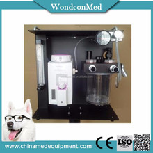 Virtual pet anesthesia unit for medical hospital