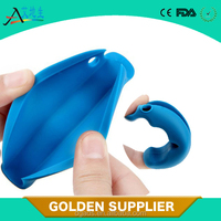 High quality comfortable plastic handle for shopping bag