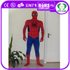 Hot Sale Popular Spiderman costume, cosplay costume adult