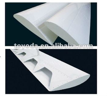 TOYODA windmill/erosion resistant aluminum alloy for residential use