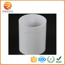High Gloss white PVC Film factory Roll Golden Supplier