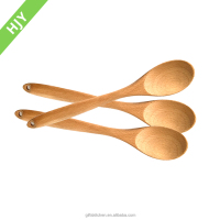 2017 Hot Selling Eco-Friendly Best Wooden Mini Cooking Spoons