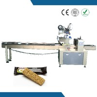 automatic chocolate pillow small wrapping packing machine price in india