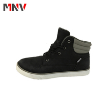 2017 High top casual shoes young fashion custom sneakers men