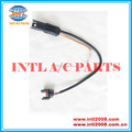 NEW A/C Compressor Electronic Control Valve Connector Wire Harness for X6 Total Length: 300mm / 12 inches