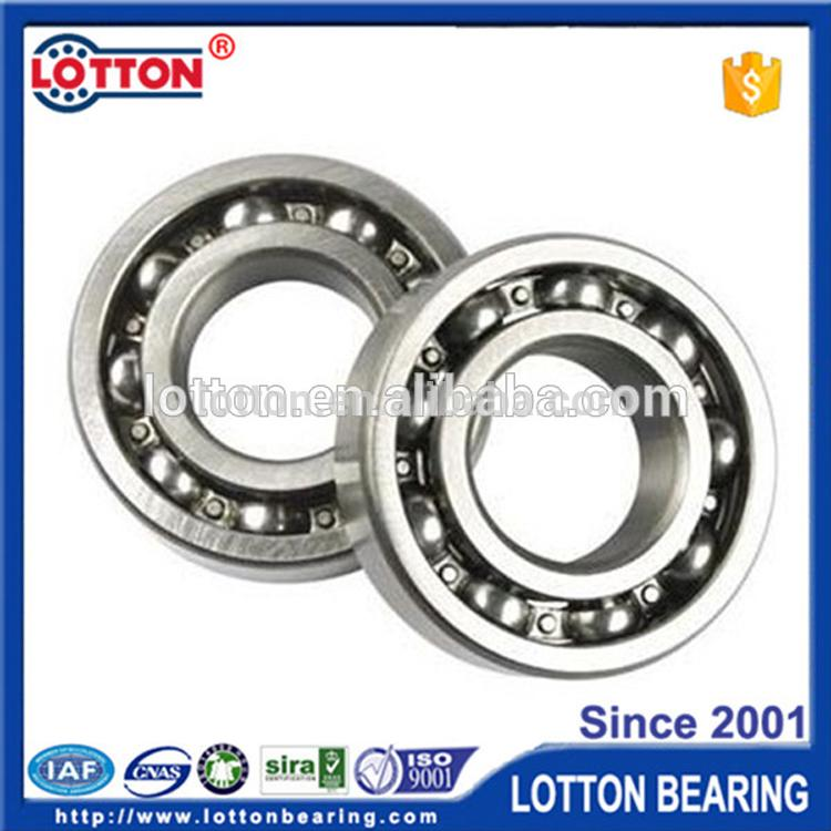 New Design Deep Groove Ball Bearing 6001Zz
