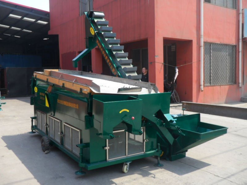 5XZ-6\10 gravity seeds separator machine