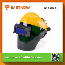 China best manufacturer Eco-friendly intensification flip up welding helmet