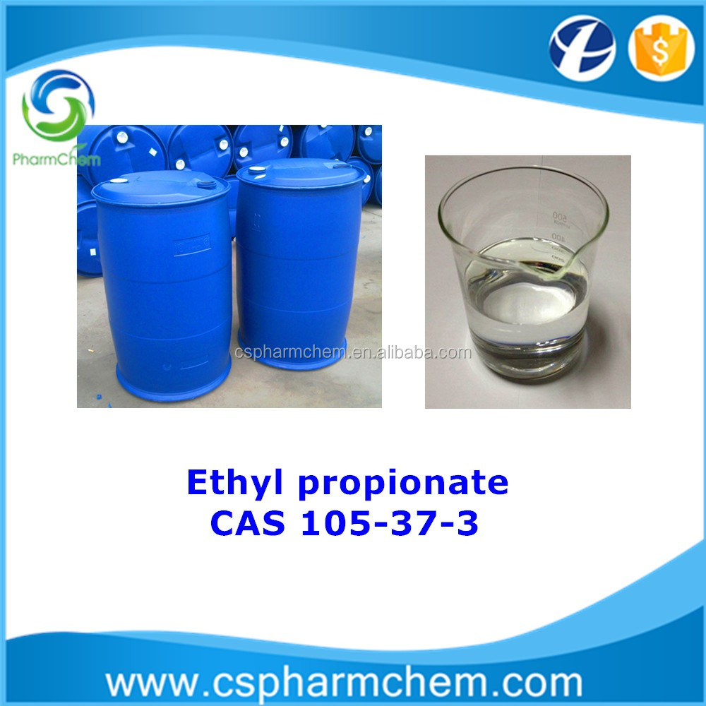 Chinese Best supplier Ethyl propionate 99.5% CAS 105-37-3 artificial flavor, organic synthesis