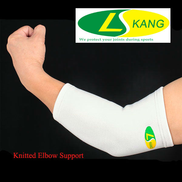 Cotton Fabric Sports Pads,Breathable Elbow Protector