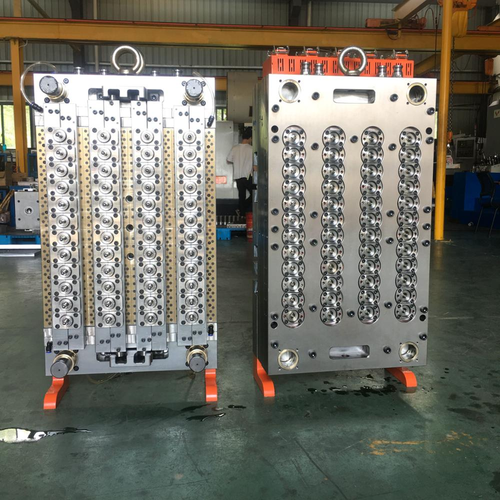 Hot runner used injection molds for sale plastic design preform moulds manufacturer