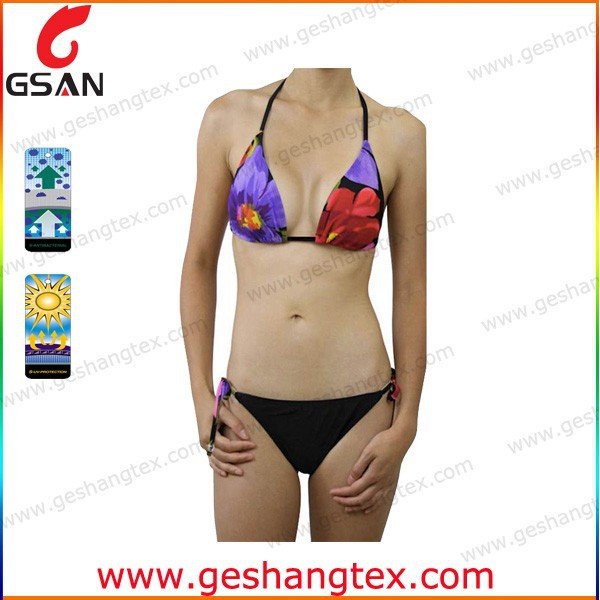 High quality very sexy hot girl bikini custom swimwear
