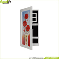 China supplier home deco furniture hanging wall cabinet design