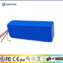 li-ion 18650 rechargeable battery cell 48v e-bike battery pack for electic vehicles