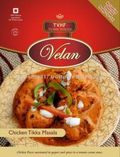 ready to eat Chicken Curry 100% Halal Food no cooking required ready to eat Indian meals