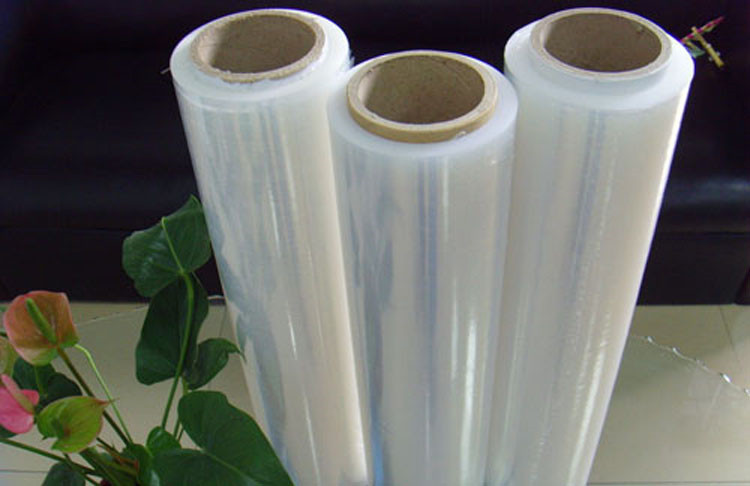 Food grade LLDPE pallet stretch film