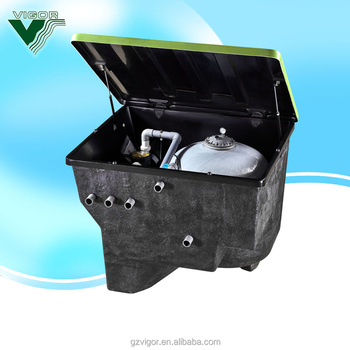 (PK8012) Brand new stander in-ground swimming pool filter
