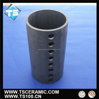 Professional Custom Silicon Nitride Ceramic Tube