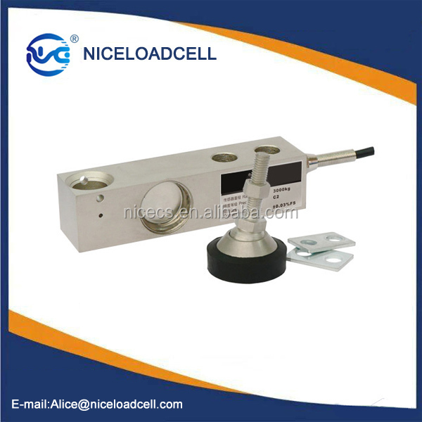 Alloy steel and stainless steel structure sher beam load cell
