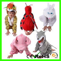 High quantity super soft animal costumes for kids & Masquerade Clothing