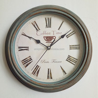 zhangzhou factory wall clock huge wall clock art painting wall clock
