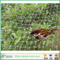 Greenhouse insect mesh protection biodegradable netting