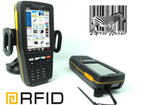 ST308 Portable Data Terminal Industry PDA smartphone with barcode scan rfid reader with industrial ip65