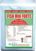 Special Minerals and Amino acids for Aquaculture